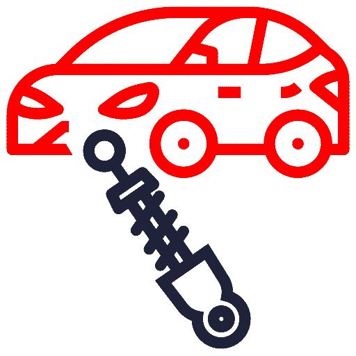 Neumáticos A. Moreno: Servicio de cambio de amortiguadores