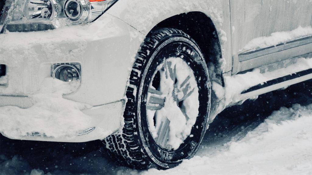 Neumáticos A. Moreno: Cambia tus neumáticos por neumáticos de invierno, all-season