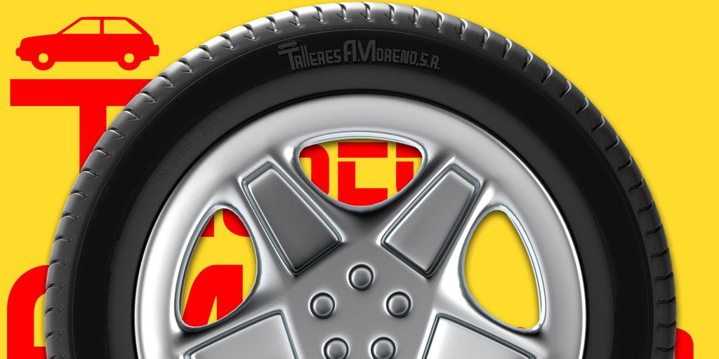 Neumáticos A. Moreno: Te ayudamos a interpretar los códigos de tu neumático