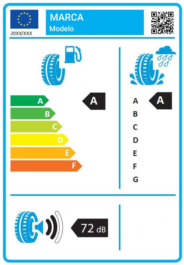 En Talleres A. Moreno te ayudamos a leer en tus neumáticos lo que necesitas saber sobre el etiquetado de neumáticos europeo