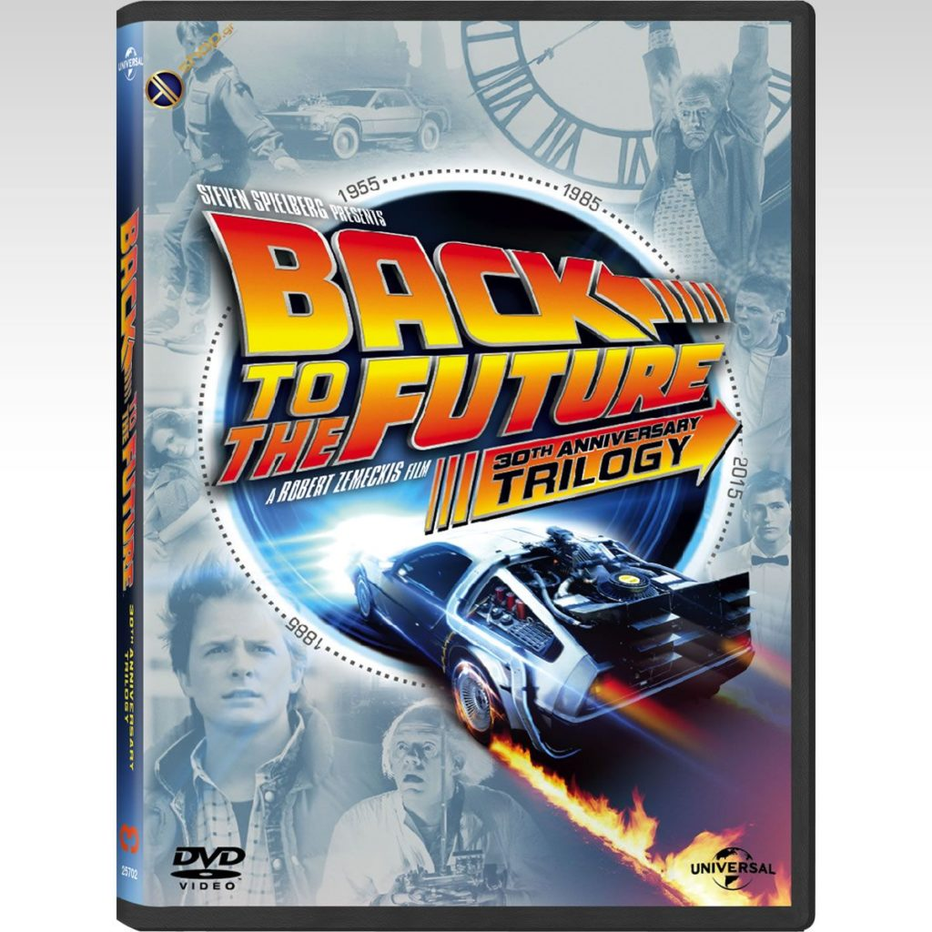 Back to the Future Trilogy - Universal